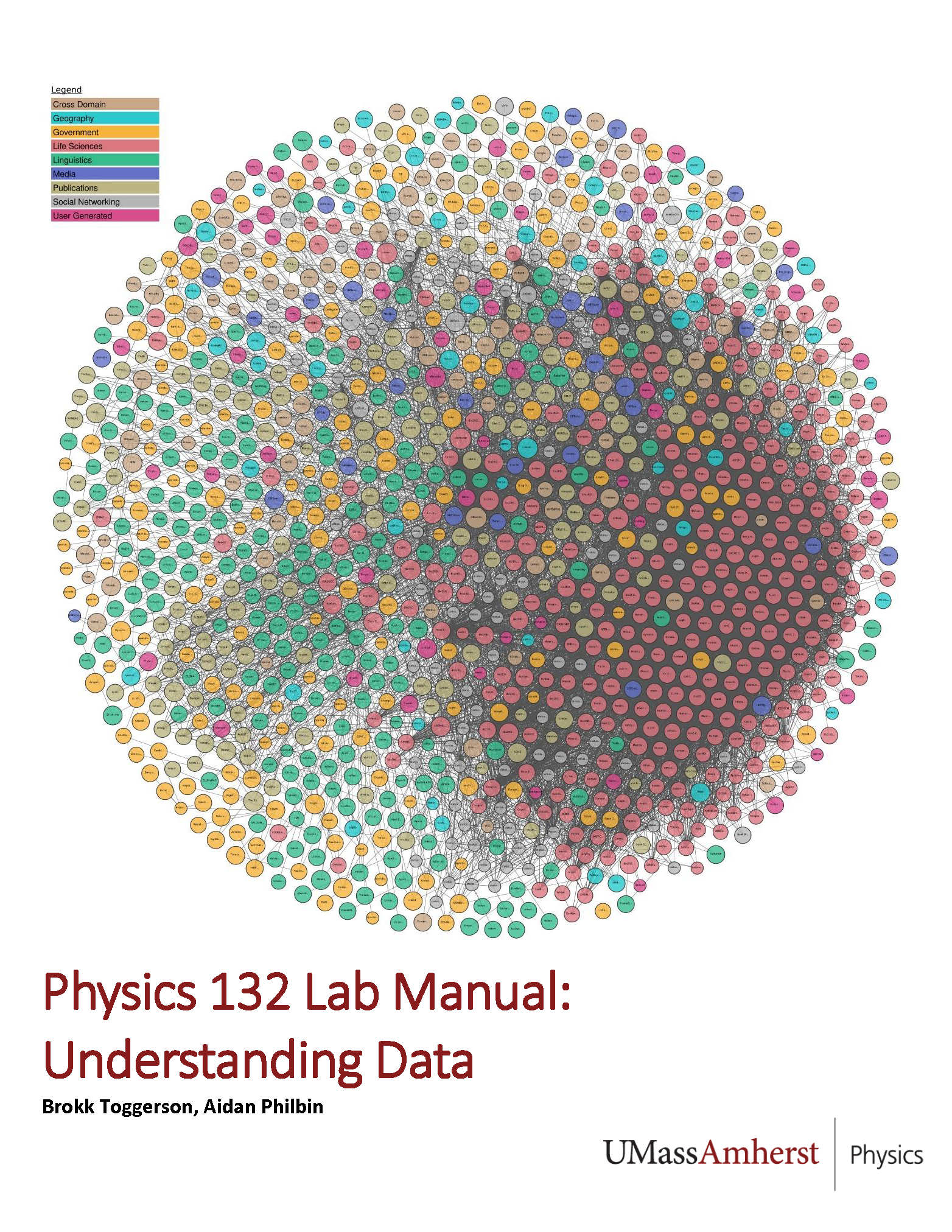 Cover image for Physics 132 Lab Manual